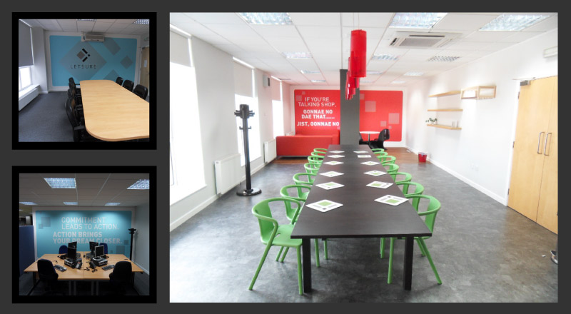 l and l decor commercial decorating
